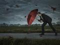 Ďalšia výstraha meteorológov: Slováci POZOR, potrápi nás silný nárazový vietor