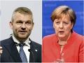 Kľúčový summit EÚ, štáty podporili Merkelovú: Slovensko má iný názor, Schengen musíme chrániť