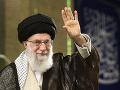Chameneí vyhlásil, že Irán nemá v pláne vyvíjať jadrové zbrane: Islamské náboženstvo to zakazuje