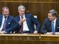 Koalícia sa stále nedohodla na novej úprave platov ústavných činiteľov