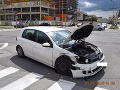 Vážna nehoda v Košiciach: FOTO Vodička prešla na červenú, jeden ťažko zranený
