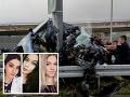 VIDEO Smrteľná nehoda: Dievčatá sa rútili diaľnicou obrovskou rýchlosťou, tri obete