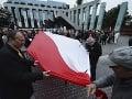 Protest v Poľsku proti