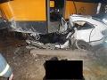 Marián (†28) urobil osudovú chybu: Smrteľná zrážka s vlakom pri Komárne, odstrašujúce FOTO