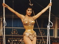 Gina Lollobrigida si zahrala aj cirkusantku.