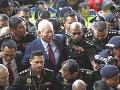 Bývalý premiér Malajzie zadržaný: Obvinený z korupcie, spreneveril miliardy
