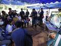 Futbalisti z Thajska sa pripravujú na záchrannú akciu: Učia sa potápať v jaskyni