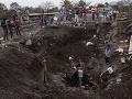Guatemalská sopka skazy: Počet obetí neustále stúpa, je ich už 332
