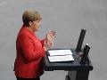 Merkelová odsúdila prejavy nenávisti: Nemecko je tu pre kresťanov, židov aj moslimov