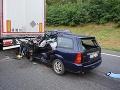 Ranná tragédia na diaľnici pri Malackách: Marián (†57) narazil do návesu, desivé FOTO vraku