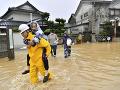 Japonské peklo! VIDEO Najsilnejšie povodne za desaťročia, mesačná krajina a skoro 200 mŕtvych
