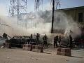 Útok na ministerstvo obrany v Somálsku: Dva výbuchy a streľba, najmenej deväť mŕtvych