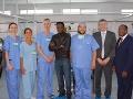 ZÁBERY z misie: Tím slovenských a českých kardiochirurgov v Keni ocenil vysoko postavený politik