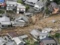 FOTO Prudké dažde devastujú Japonsko: Minimálne 81 mŕtvych a desiatky nezvestných