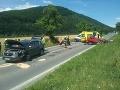 Nehoda v Krasňanoch
