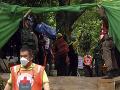 Dramatická záchrana chlapcov v Thajsku pokračuje: Z jaskyne vytiahli už osem mladých futbalistov