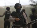 Útok na policajnú stanicu si vyžiadal dvoch mŕtvych: Medzi obeťami aj civilista