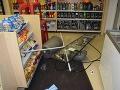 Polícia žiada o pomoc: Lúpežné prepadnutie v Bratislave, maskovaná osoba ukradla 6-tisíc eur