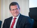 Podpredseda rakúskych socialistov Leichtfried: Ešte nevieme, či podporíme Šefčoviča