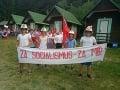 FOTOREPORTÁŽ Kurz socializmu: S takýmto táborom sa študenti len tak nestretnú