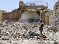 Irak žiada Európsku úniu o pomoc: Ich krajinu zničili džihádisti