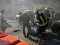 Veľký výbuch v centre Tunisu: Medzi ľuďmi sa odpálila žena, hlásia deväť ranených