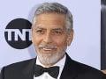 George Clooney mal dopravnú nehodu: So skútrom vletel pod dodávku!
