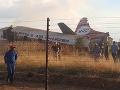 PRÁVE TERAZ Letecké nešťastie v južnej Afrike: VIDEO Zachytené posledné sekundy pred pádom