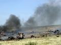 Prímerie v Donbase bolo opäť porušené: Zranenia utrpeli štyria ukrajinskí vojaci