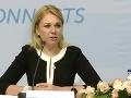 Ministerka Saková: Nastúpenie do lode nesmie byť pre migrantov vstupenka do Európy