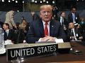 Trump ide na to zostra: Navrhol, aby krajiny NATO vyčlenili na obranu štyri percentá HDP