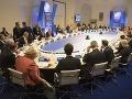 Summit NATO v Bruseli.