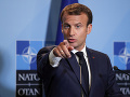 Rozširovanie Európskej únie: Podľa Macrona jej musí predchádzať zásadná reforma