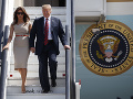 Toto Trumpa nepoteší: Melania podporila LeBrona Jamesa, ktorého jej manžel urazil