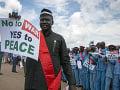 Sudánsky prezident Bašír usiluje o mier: Predĺžil prímerie s povstalcami