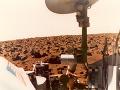 FOTO Vedci ostali v šoku: NASA omylom zničila dôkazy o živote na Marse!