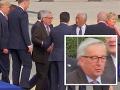 Európou sa šíri, že Juncker bol na summite opitý: VIDEO Šéf komisie prehovoril, prečo sa tackal