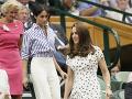 Vojvodkyne Kate a Meghan na dámskej jazde.