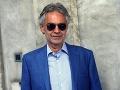 Andrea Bocelli vydá po