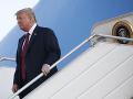Americký prezident navštívil metropolu