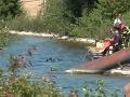 Smrť Slováka Petra (†42) v Holandsku: Veľká akcia záchranárov, z jazera vytiahli telo