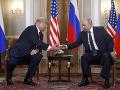 Na obzore je ďalší megasummit lídrov: Poznáme dátum stretnutia Putina s Trumpom