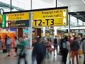 Poplach na letisku v Budapešti: Moslim zapríčinil evakuáciu terminálu