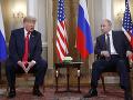 Modelka mala dôkazy o prepojení Trumpa a Putina: Pozrite, čo s nimi spravila