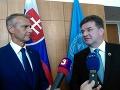 Raši vystúpil v OSN, hovoril o slovenských národných prioritách
