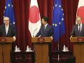 Dohoda je na svete: Európska únia a Japonsko uzavreli kontrakt o voľnom obchode