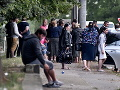 Rómovia z celého sveta prúdili do Piešťan: Čakali na liečiteľa, ktorý je vraj prevtelený Ježiš