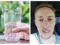 FOTO Adam vypil v horúčave studenú vodu: Takú hrôzu nečakal, nikdy to neurobte!