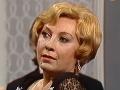 Slovenská herečka roky bojovala