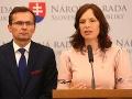 Matečná má čo vysvetľovať: VIDEO Opozícia zvoláva mimoriadny výbor, chce vidieť to peklo